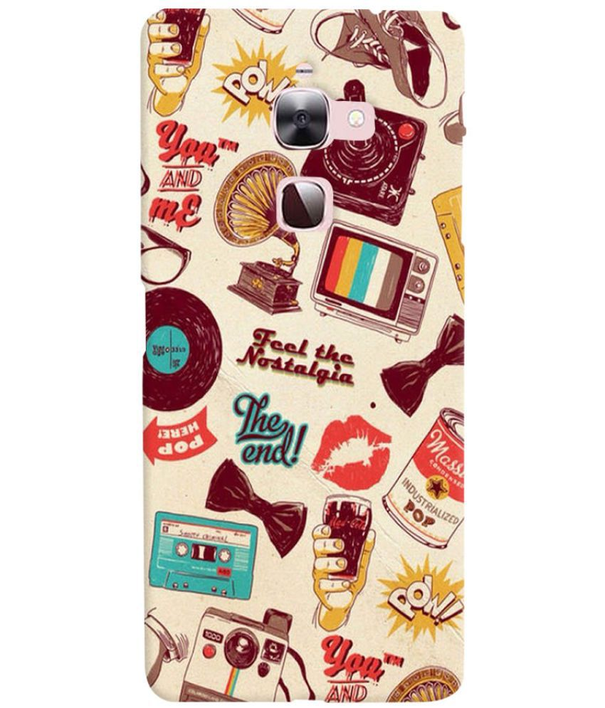 LeEco Le Max 2 Printed Cover By Case King