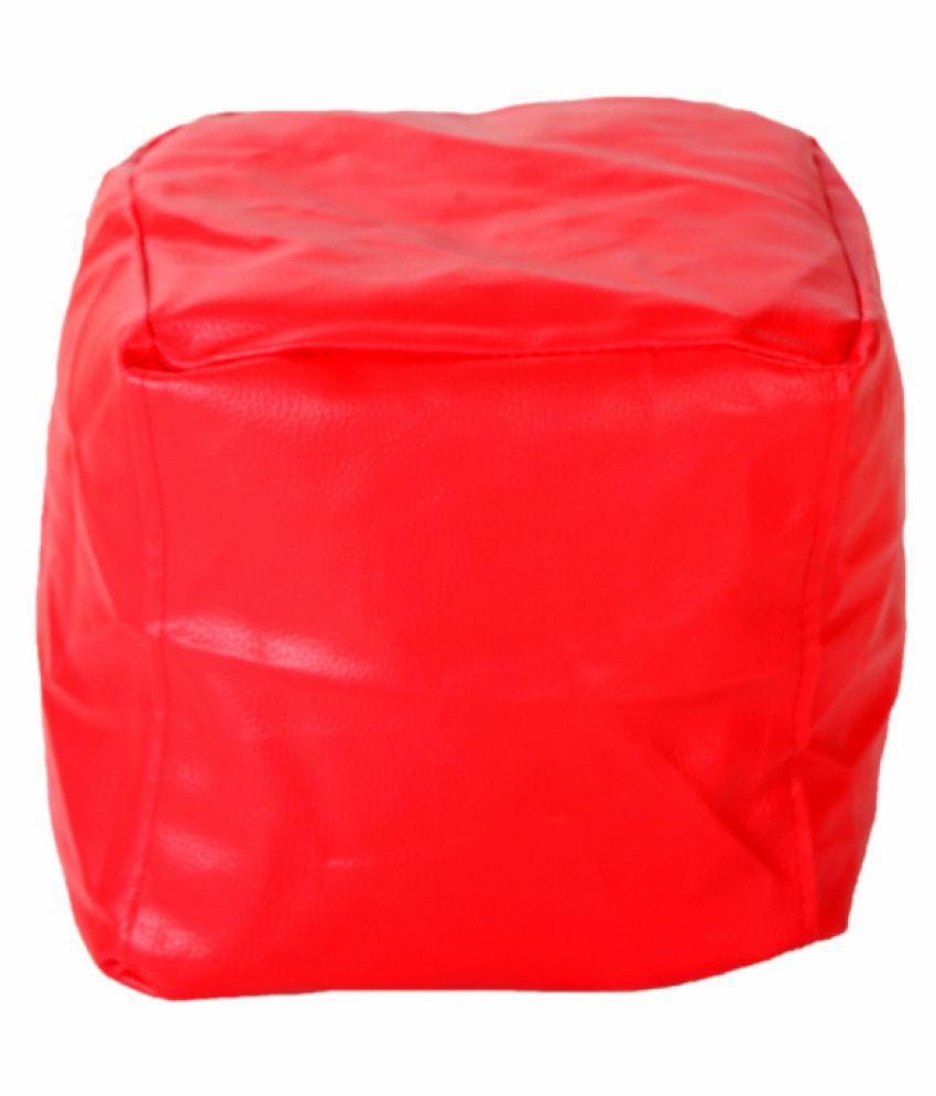 Comfy Bean Bags Bean Bag Footrest Size Medium Filled