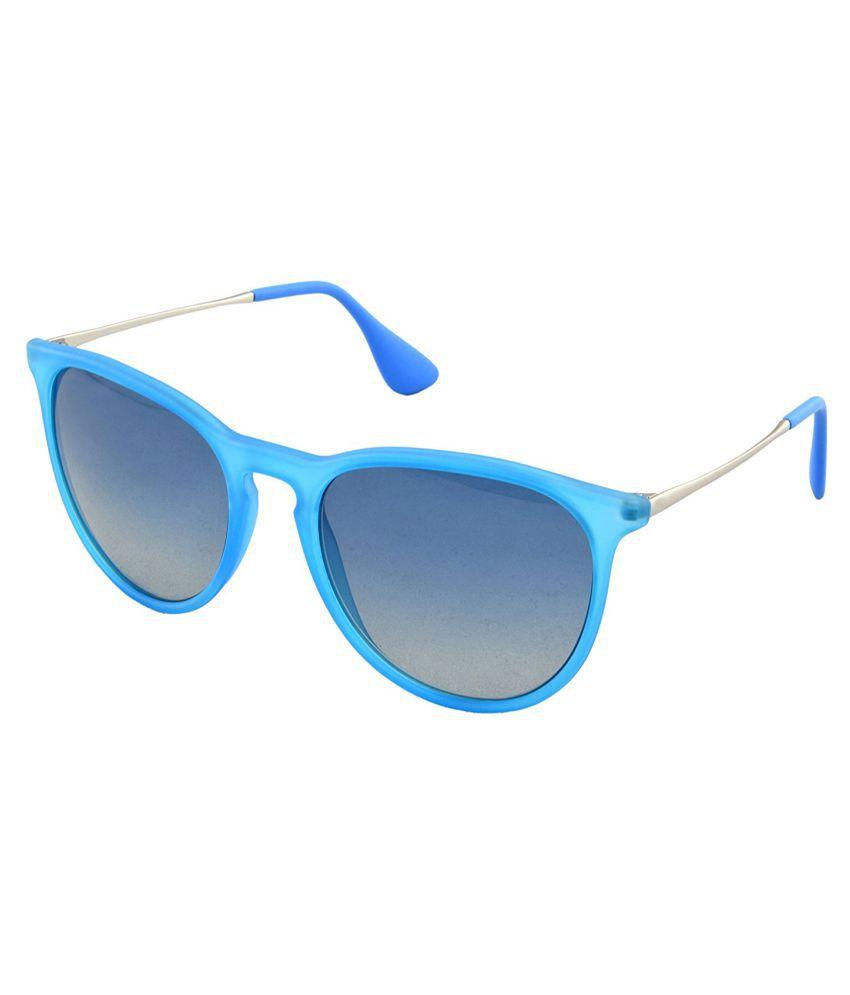 Oximus Multicolor Wayfarer Sunglasses ( O-SPECS-97 )
