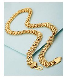 Dare Chain In Gold Plating For Men