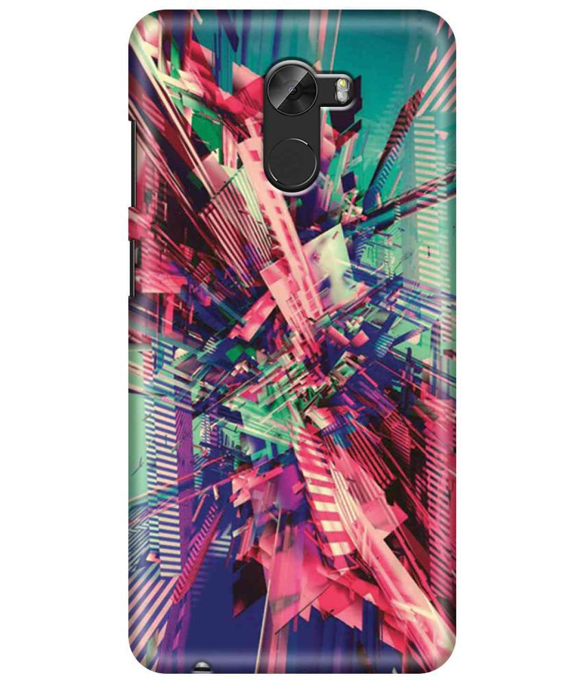 Gionee A1 Lite Printed Cover By ZAPCASE