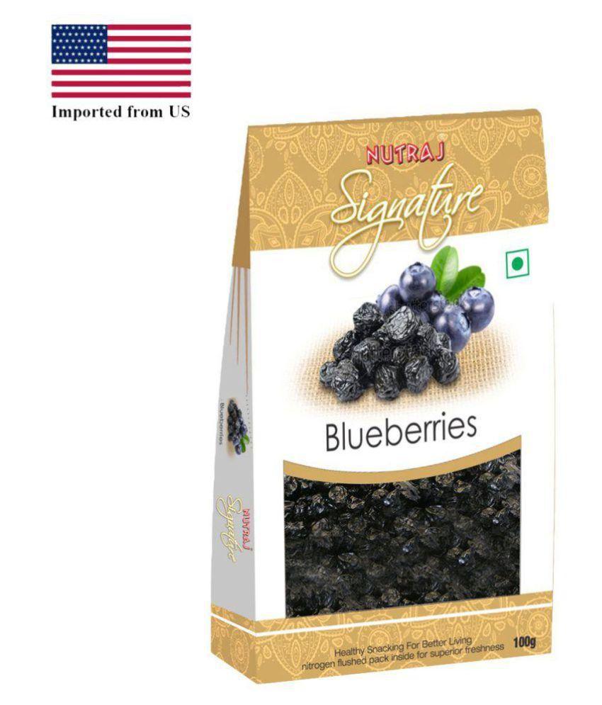 Nutraj Signature Regular Blueberry 100 gm