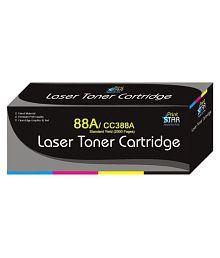 Print Star 88A CC388A Black Toner Cartridge Single