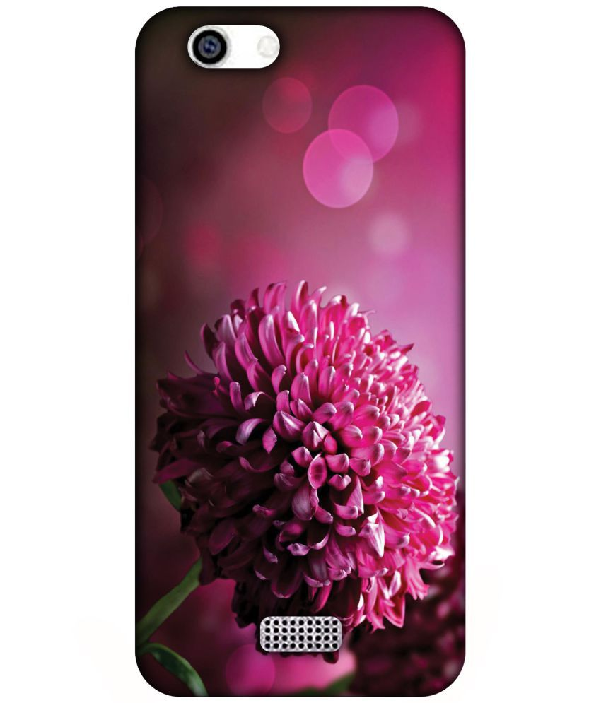 LYF C451 Printed Cover By Treecase