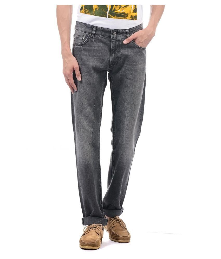 Gant Black Regular Fit Jeans