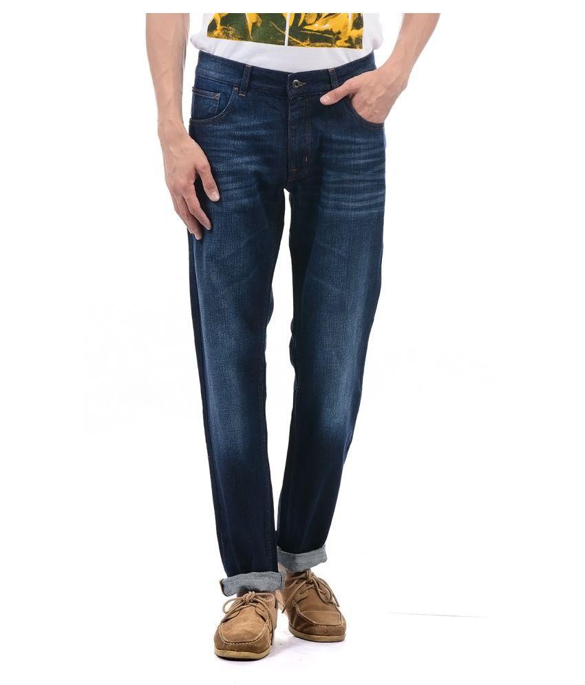 Gant Dark Blue Regular Fit Jeans