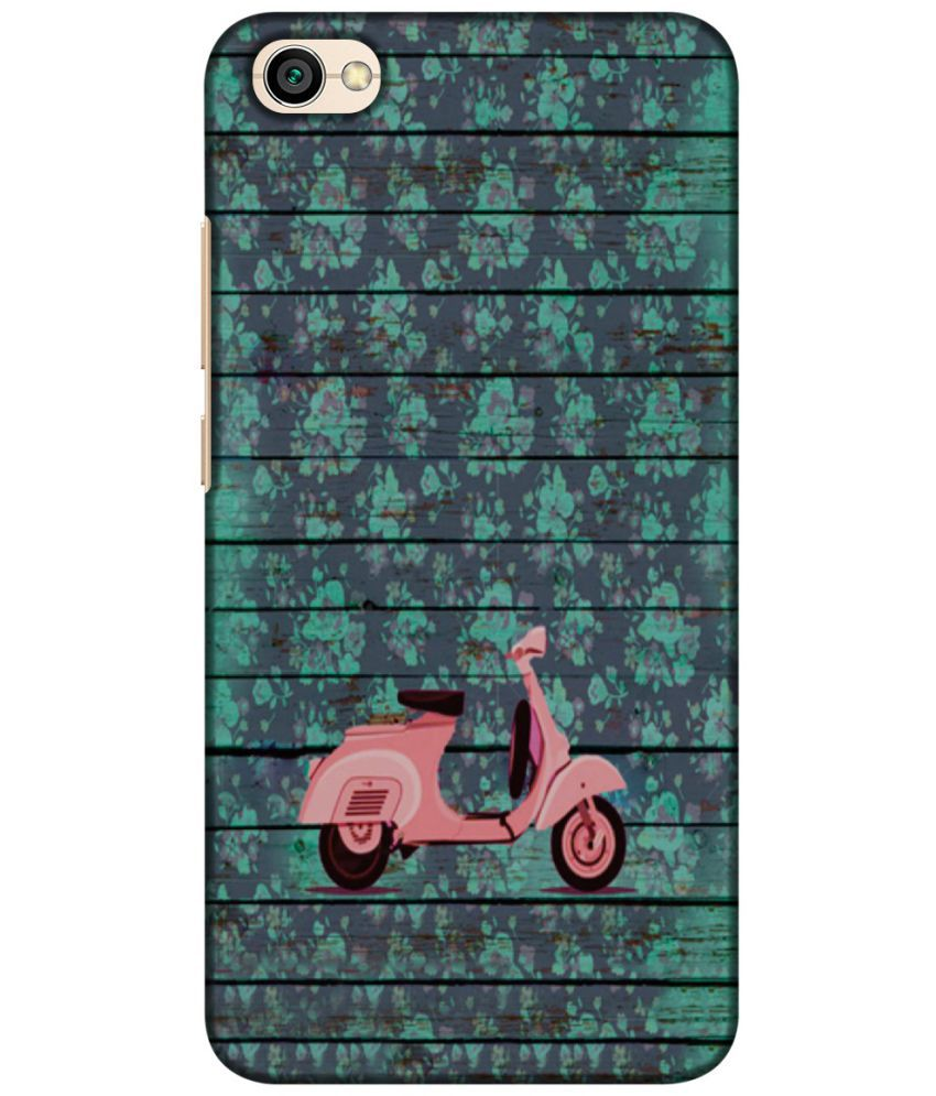 Xiaomi Redmi Y1 Lite 3D Back Covers By Design Worlds