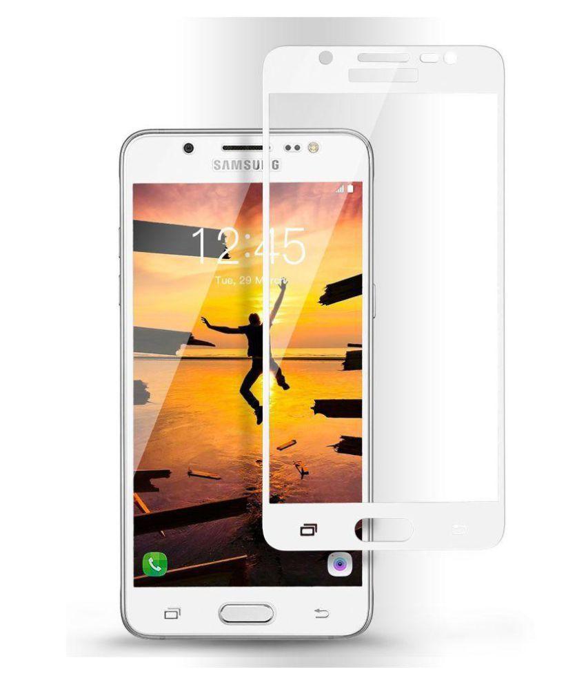 Samsung Galaxy J7 Color Glass Screen Guard By Mobilekabazaar
