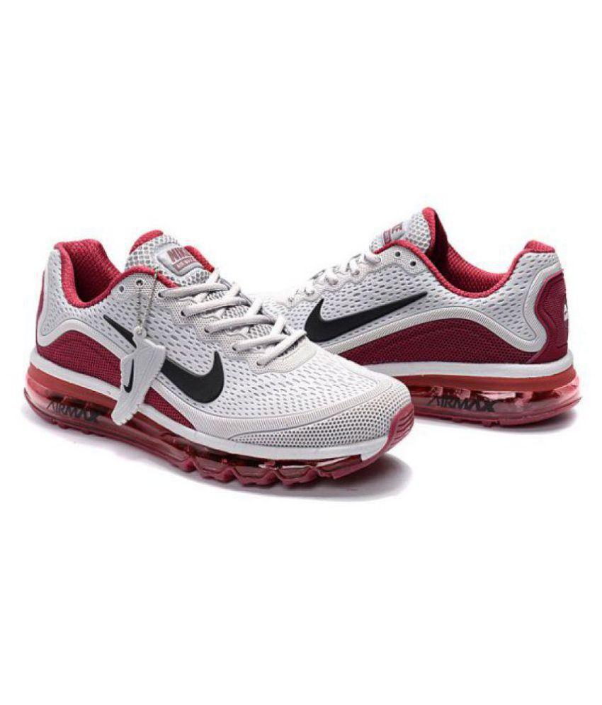 4ab5cff81d2a Nike Air Max 2018 Gray Running Shoes - Buy Nike Air Max 2018 Gray ...
