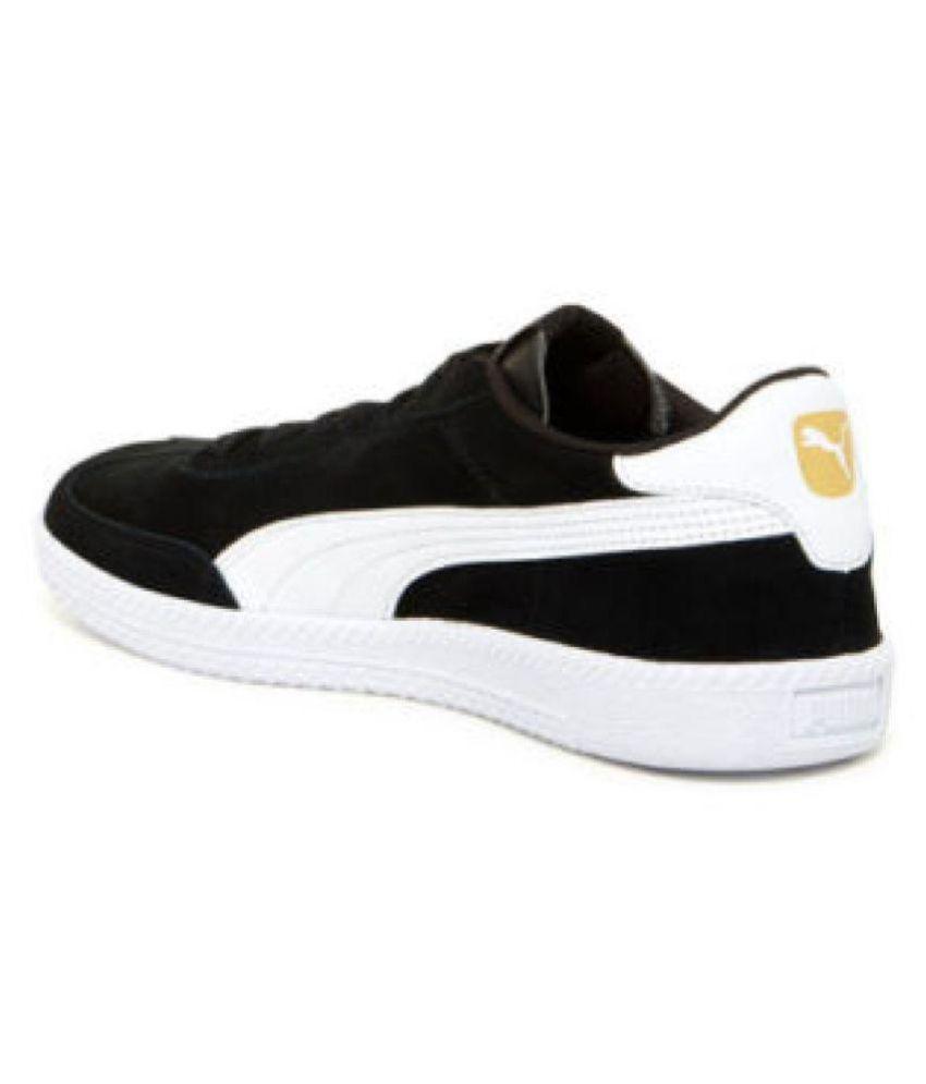 5790b82ee0f Puma Astro Cup Men Sneakers Black Casual Shoes - Buy Puma Astro Cup ...