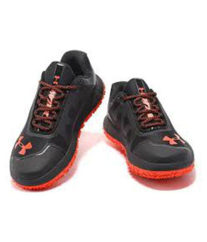 new arrival 7bc05 66369 Under Armour Michelin Black Black Training Shoes