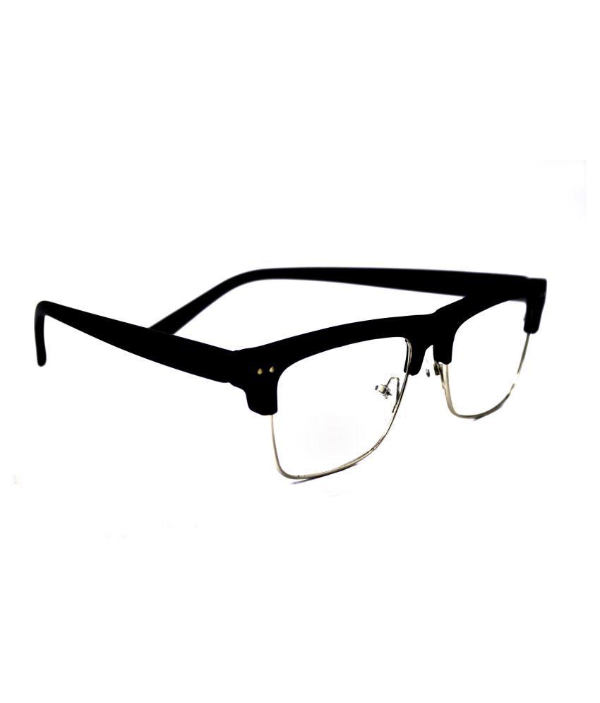 36da24a703e TruOm Square Half Rim Reading Glasses - Buy TruOm Square Half Rim Reading Glasses  Online at Low Price - Snapdeal