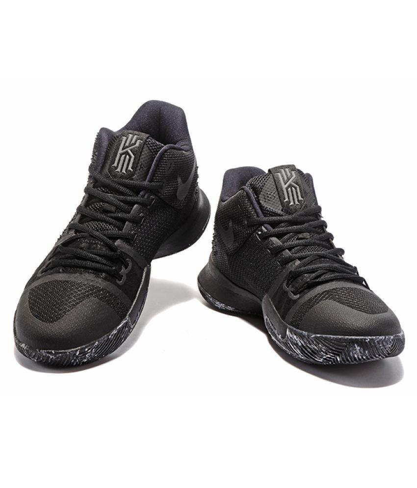 ... Nike Kyrie 3 Triple Black ...