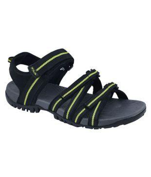 Fila GABOR III Black Floater Sandals