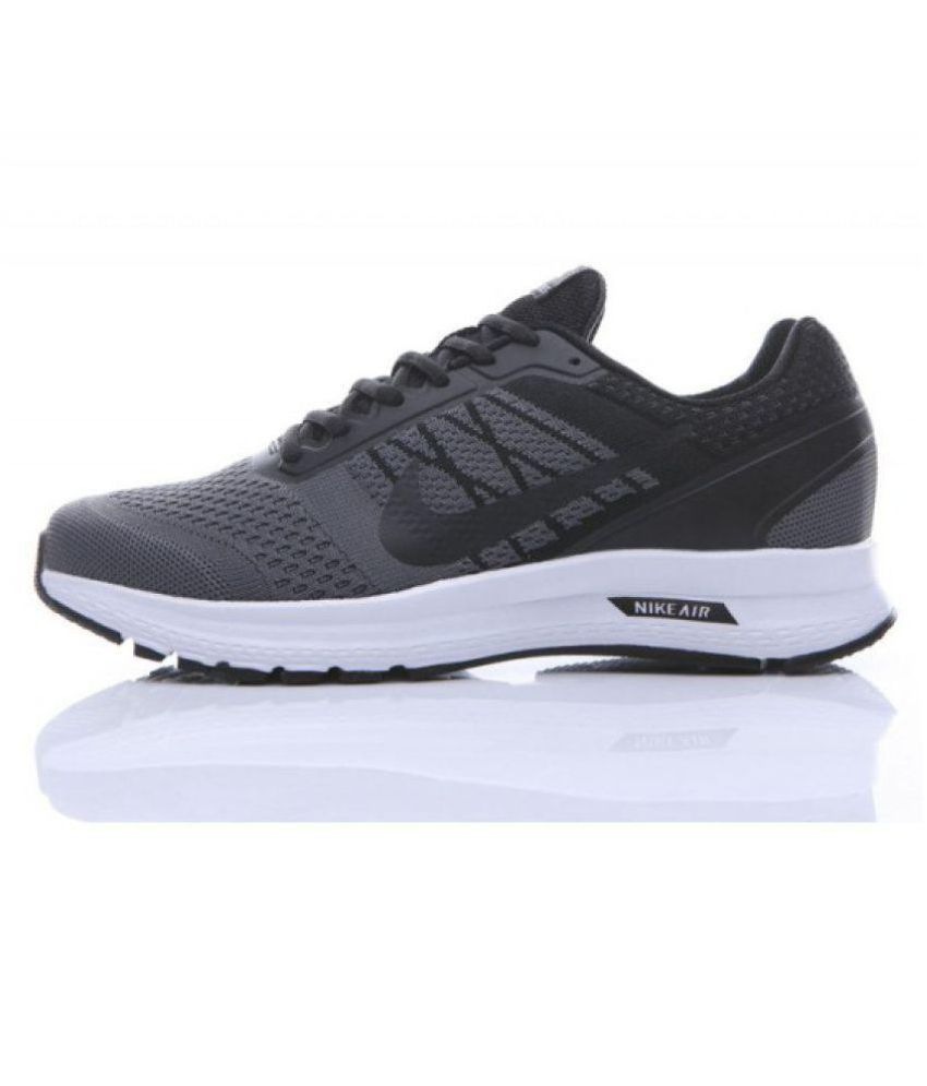daa2bce4ae7 Nike Gray Running Shoes - Buy Nike Gray Running Shoes Online at Best Prices  in India on Snapdeal