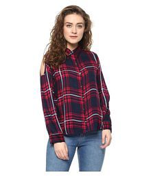 2631a8edad Women s Shirts  Buy Casual and Formal Shirts For Women Online at ...