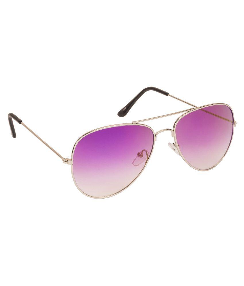 Danny Daze Blue Aviator Sunglasses ( D-601-C21 )
