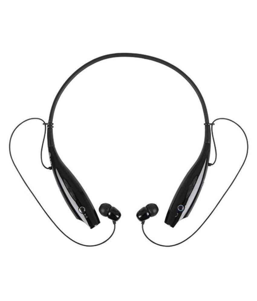 Go Mantra Samsung Galaxy A8 Neckband Wireless Headphones With Mic