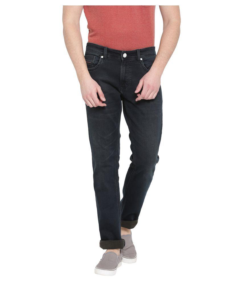 Duke Dark Blue Skinny Jeans