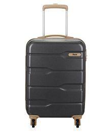 VIP Black S (Below 60cm) Cabin Hard STYLISH UNISEX 55 CM SMALL Luggage