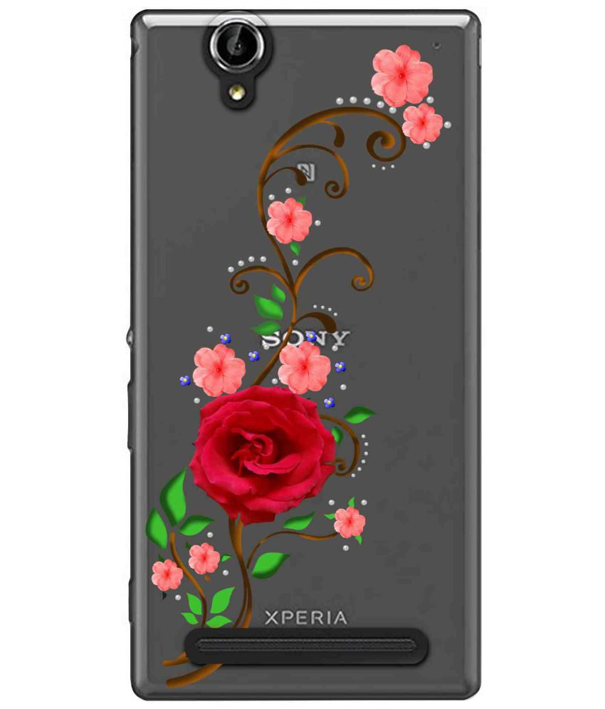 Sony Xperia T2 Ultra Printed Cover By Snooky