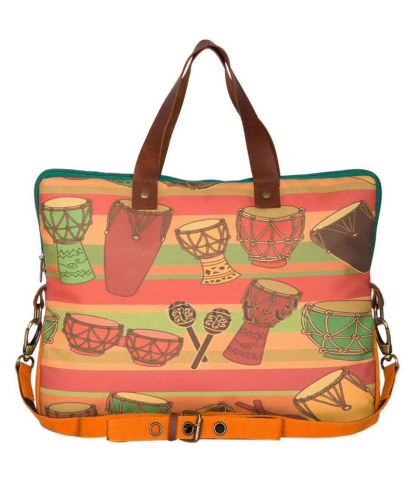 The House Of Tara Red Laptop Bags