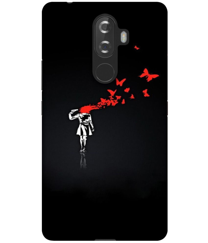 Lenovo K8 Note Printed Cover By Casotec