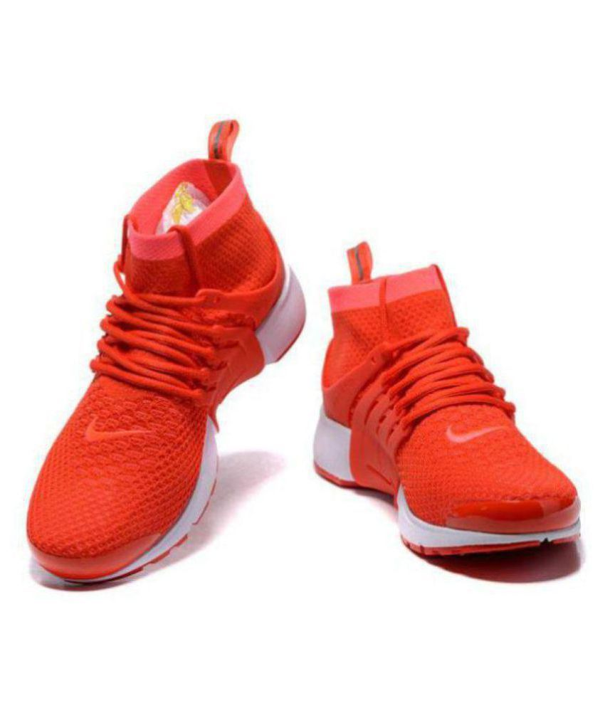 Nike Air Presto Red Running Shoes - Buy Nike Air Presto Red Running ... 5d13d641a95c