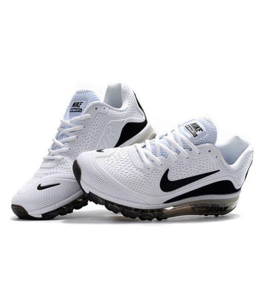Nike Air Max 2017 .5 Premium SP White Running Shoes