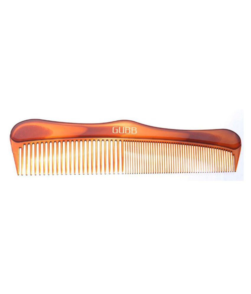 Gubb USA DRESSING COMB Wide tooth Comb