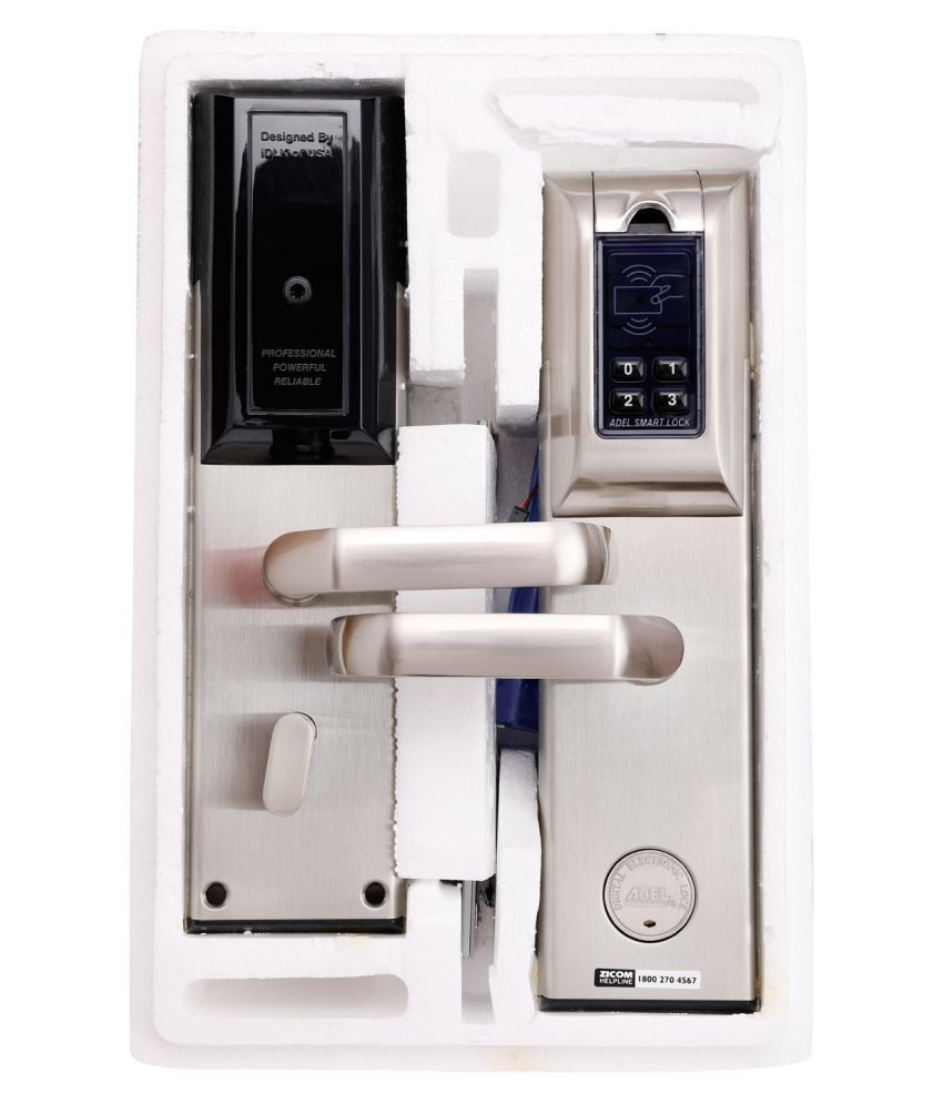 Zicom Biometric Finger Print Digital Door Lock (Right)