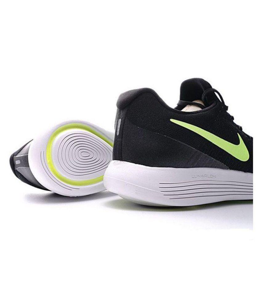 detailed look a6e03 56afa Nike Lunar Flyknit 3 Yellow Running Shoes