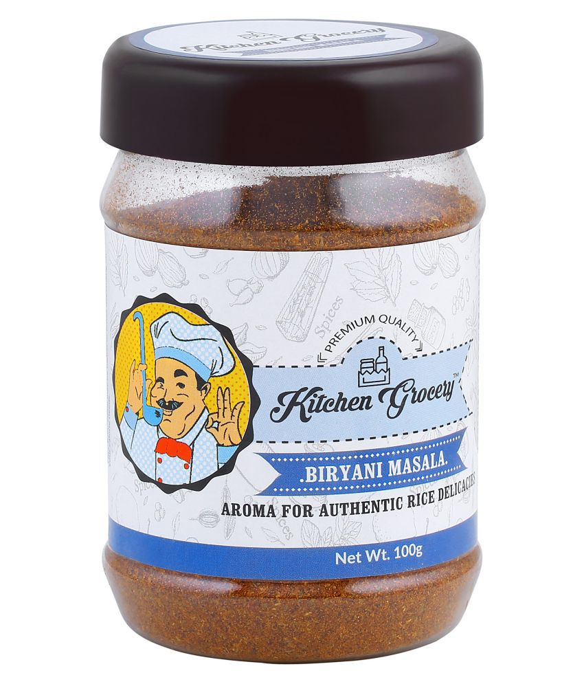 Kitchen Grocery Biryani Masala Masala 100 gm