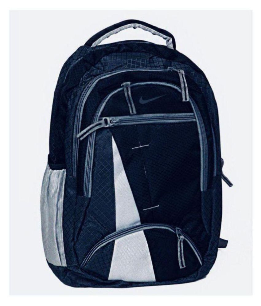 ... Nike Branded Backpack Laptop Bags College Bag School Bags Navy 35 Litres  ... a66b657652c5e