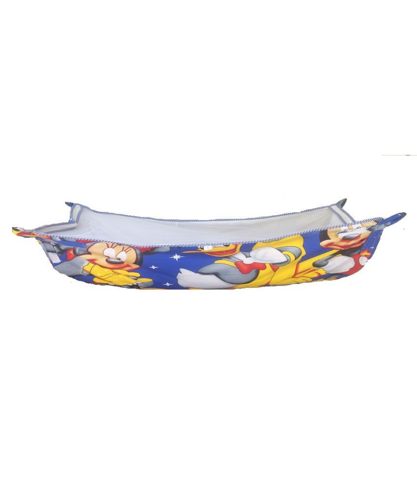 Sunflower Baby Swing/Cradle/Hammock Blue