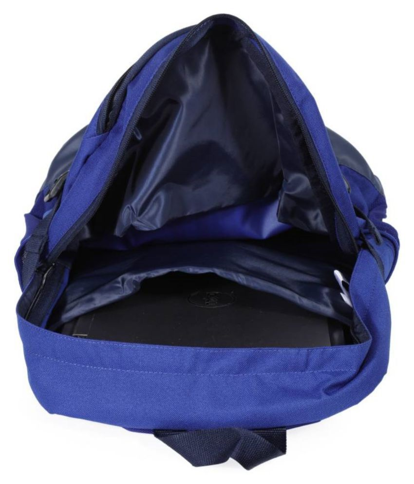 e32fad3fdb9c4 Adidas Blue BP POWER IV L Backpack - Buy Adidas Blue BP POWER IV L ...