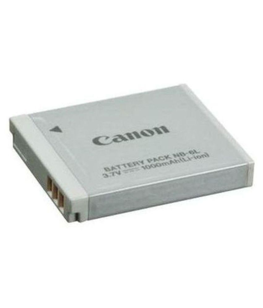 Canon NB 6L 1000 Rechargeable Battery 1