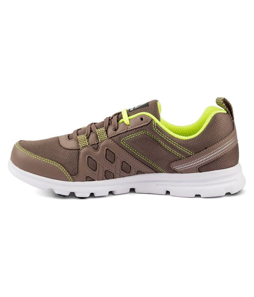 5048794fea1e9 Reebok RUN FUSION LP Brown Running Shoes - Buy Reebok RUN FUSION LP ...