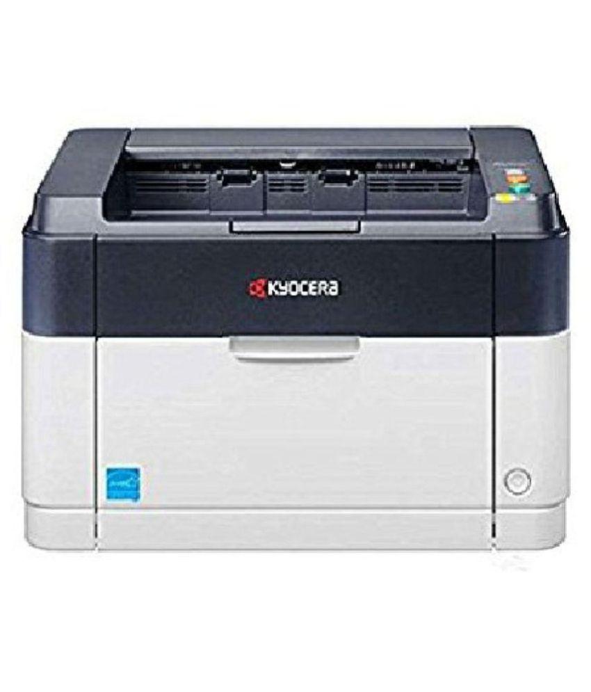 Kyocera - FS-1040 Single Function Laser Printer (White & Black)