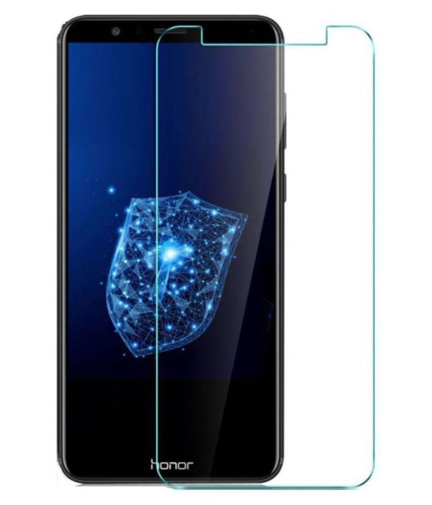 Honor 7X Tempered Glass Screen Guard By Mascot Max