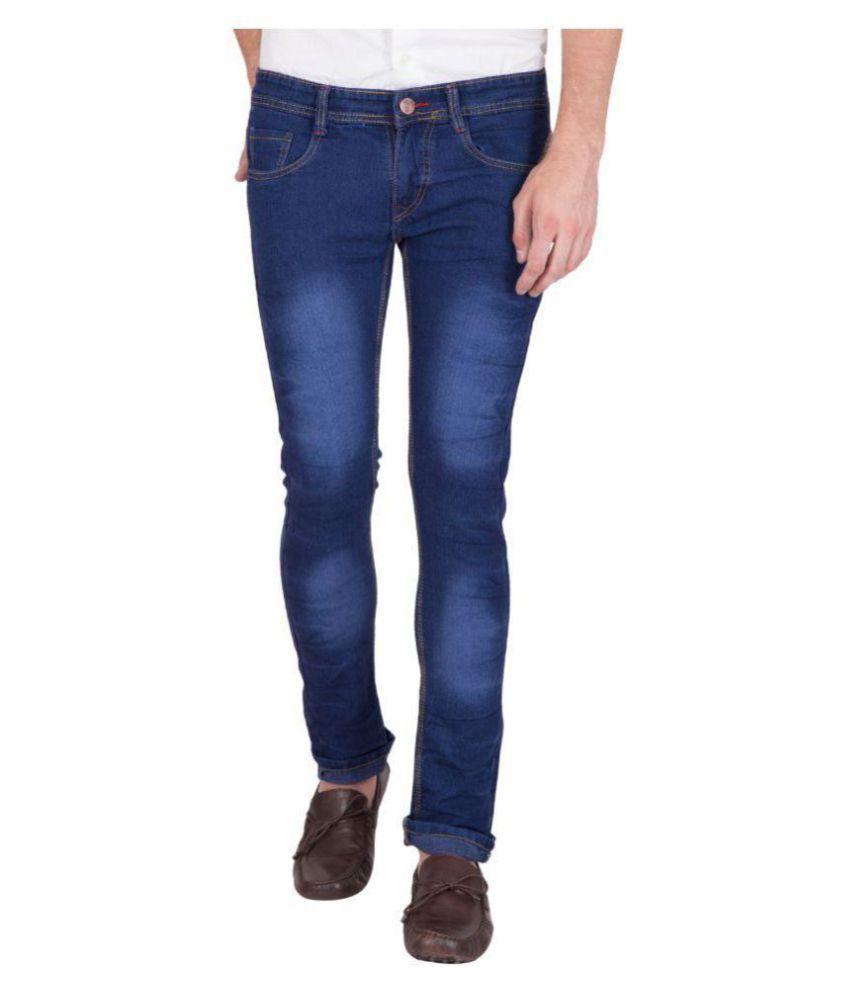 Galatea Blue Slim Jeans