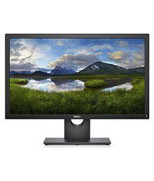 Dell E2218HN (54.6cm) 22 inch Backlit Full HD LED Monitor with VGA, HDMI, Wall Mountable (TFT, Black)