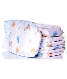 SHI Adult Diaper Size : Medium Pack of 10
