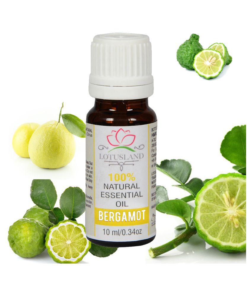 Lotusland Bergamot Essential Oil 10 ml