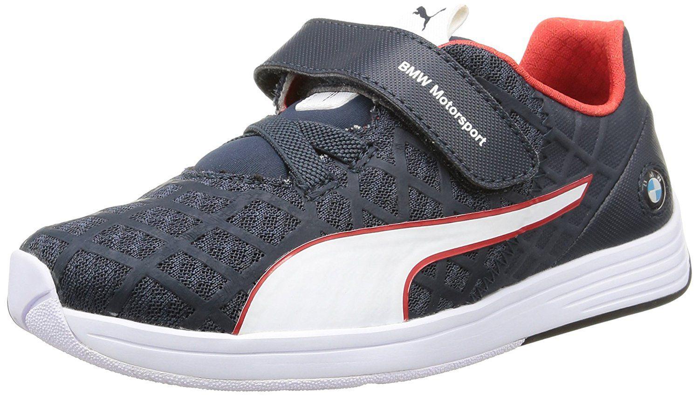 1393c95706894b ... Puma evoSPEED 1.4 BMW V Kids Lifestyle Black Casual Shoes ... Buy Puma  Evospeed Mid Bmw 1.2 Motorsports Lifestyle Sneakers Shoe online ...