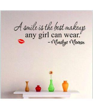 Sticker Studio Smile is Best Motivational Quotes