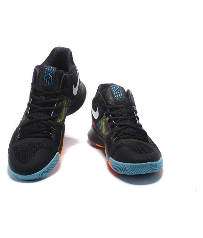 ... Nike Kyrie 3 BHM Multi Color Basketball Shoes ...