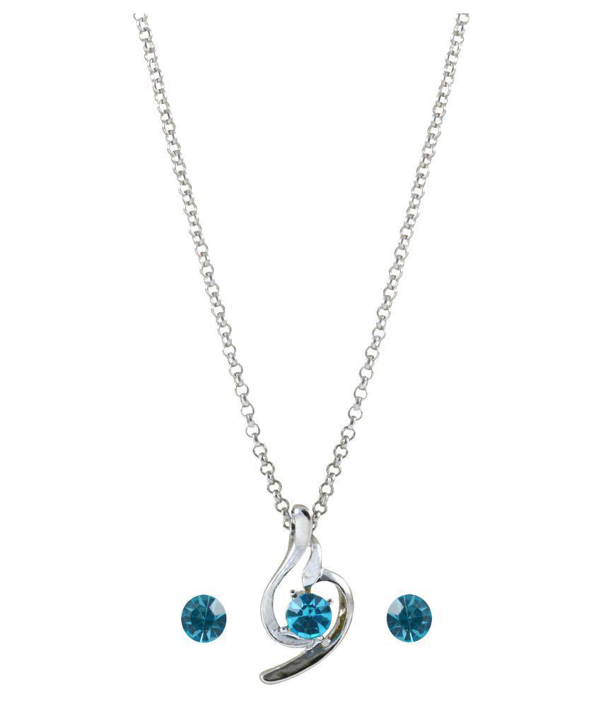 Rejewel Western Wear Necklace Set For Women