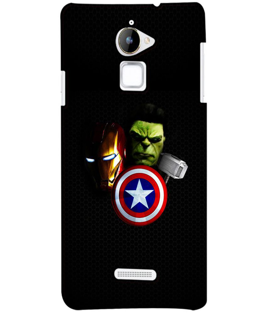 Coolpad Note 3 Lite Printed Cover By Case King