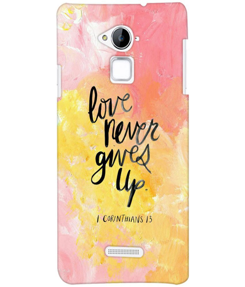 Coolpad Note 3 Printed Cover By Case King